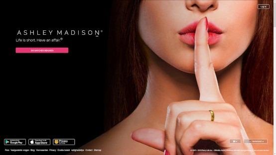 Ashley Madison Inloggen
