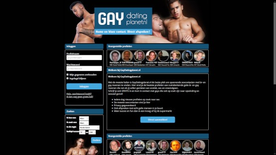 Gaydatingplanet website