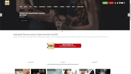 Sdc login
